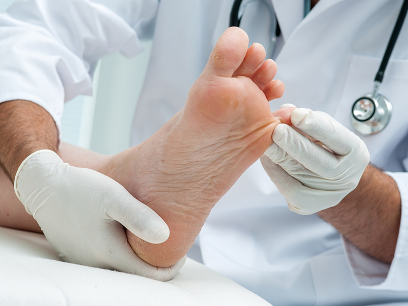 DIABETES & PODIATRY